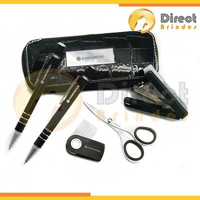 direct-brindes-personalizados - Kit escritório com caneta