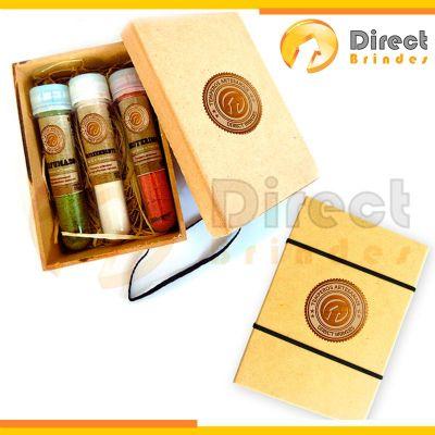 direct-brindes-personalizados - Kit temperos 3 peças