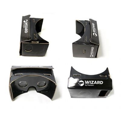 direct-brindes-personalizados - Óculos de realidade virtual 360° simples etiqueta