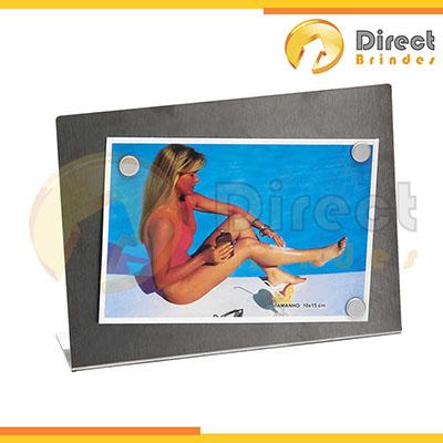 Porta Retrato - com Imãs para personalização em laser ou silk - Direct Brindes Personalizados