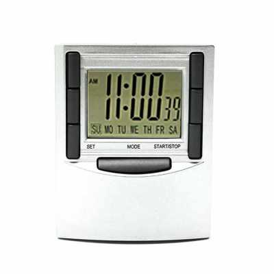 Relógio Mesa Digital Plástico Personalizado