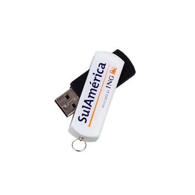 direct-brindes-personalizados - Pen Drive Giratório - 4GB 1