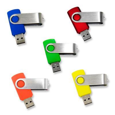 direct-brindes-personalizados - Pen Drive SM Color - 4GB 1