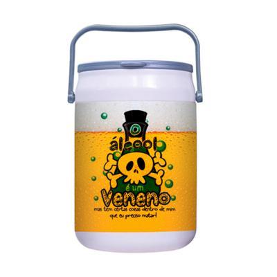 direct-brindes-personalizados - Cooler Térmico para 16 latas PVC Rígido 1