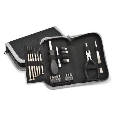 Direct Brindes Personalizados - Kit Ferramenta com 24 pçs Estojo Nylon 143122 1