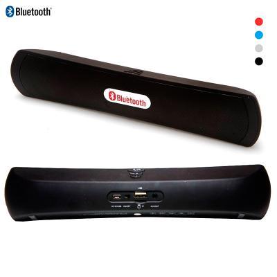 direct-brindes-personalizados - Caixa de Som Stereo Bluetooth, Rádio e USB 1