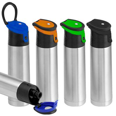 Direct Brindes Personalizados - Garrafa Térmica 1 Litro Tampa Colorida 1