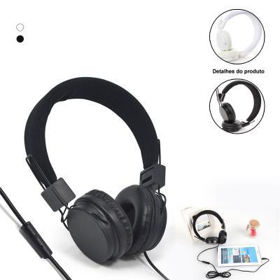 direct-brindes-personalizados - Fone de Ouvido com Microfone KIMASTER 1