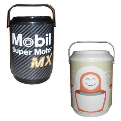 Cooler Térmico para 6 latas PVC Rígido 1