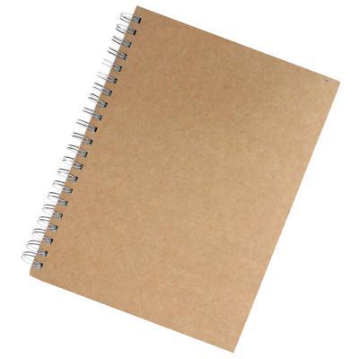 direct-brindes-personalizados - Caderno Kraft Liso 1