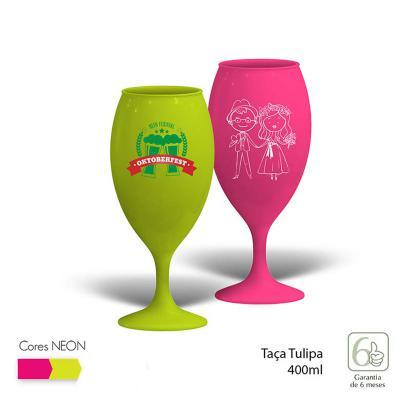 direct-brindes-personalizados - Taça Tulipa Neon 400ML 1