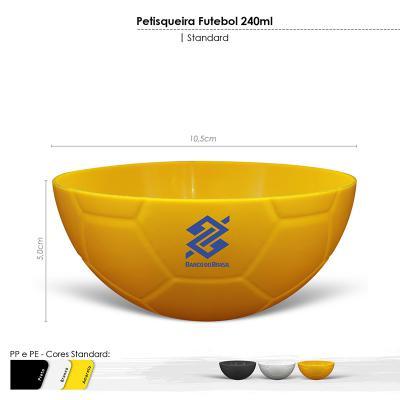 direct-brindes-personalizados - Petisqueira Futebol 240ml Standard 1