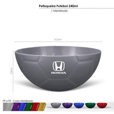 direct-brindes-personalizados - Petisqueira Futebol 240ml Metalizada 1