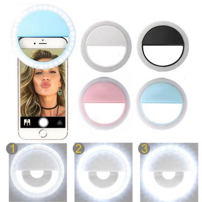 Direct Brindes Personalizados - Clips Flash Selfie Ring Light: Luz de Selfie para Celular 1