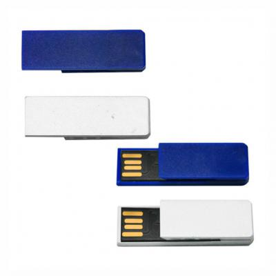 direct-brindes-personalizados - Pen Drive Clips Color - 8GB 1