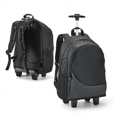 Direct Brindes Personalizados - Mochila Trolley para Notebook com Rodas Duplas 1