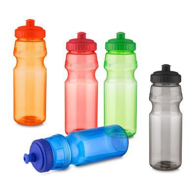 direct-brindes-personalizados - Squeeze em plástico Bico com trava 1