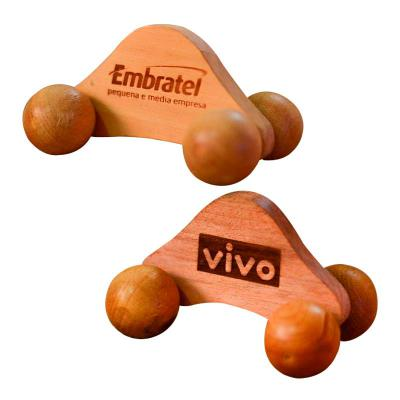 KIT SPA Massageador Bumerang Mini 1 - Direct Brindes Personalizados