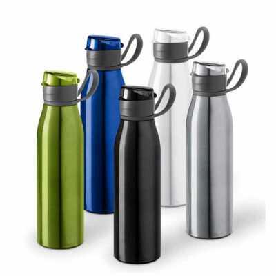 direct-brindes-personalizados - Squeeze de Alumínio e AS 650ml Personalizado