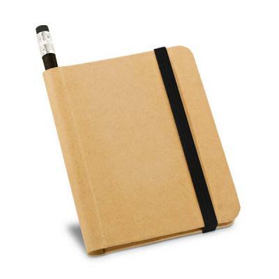 UP Couro - Caderno capa dura