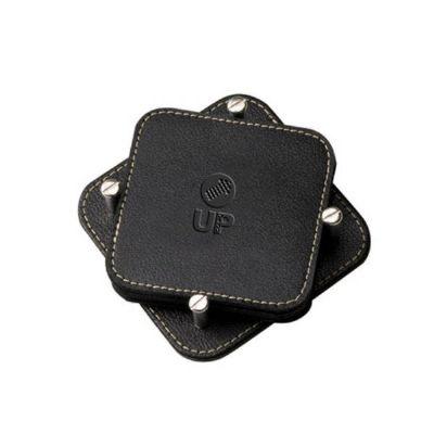 UP Couro - Porta copos personalizados em couro ou sintético