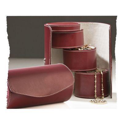 up-couro - Porta jóias personalizado,