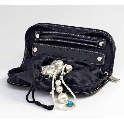 up-couro - Porta jóias personalizado