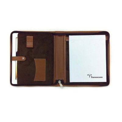UP Couro - Porta tablet personalizado