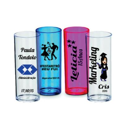 Copo long drink personalizado, 350 ml