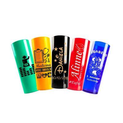 Alta Frequência - Copo Long Drink Neon Personalizado