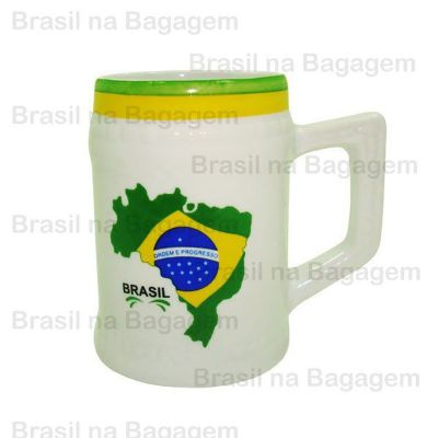 Brasil na Bagagem - Caneca
