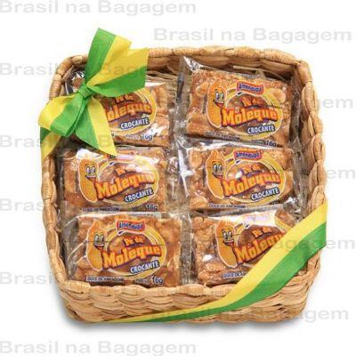Brasil na Bagagem - Kit doce.