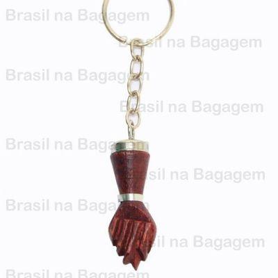 Brasil na Bagagem - Chaveiro.