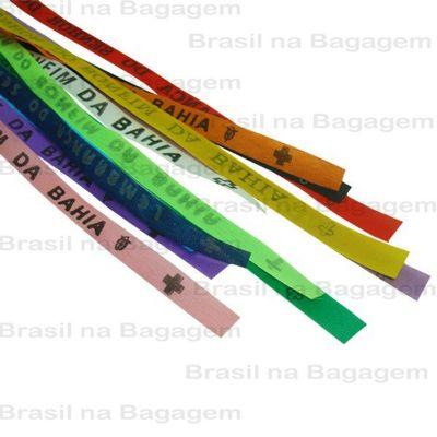 Brasil na Bagagem - Fita do Senhor do Bonfim.