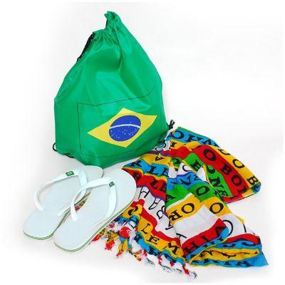 brasil-na-bagagem - Kit praia