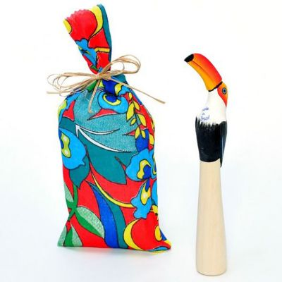 brasil-na-bagagem - Socador feito artesanalmente