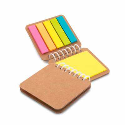 Canarinho Brindes - Mini caderninho de anotações Personalizado
