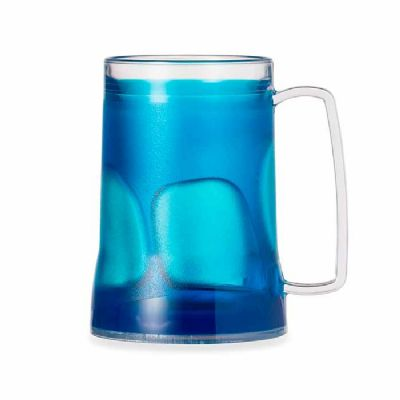 Caneca personalizada com gel congelante - Canarinho Brindes
