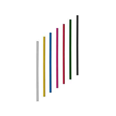 Canarinho Brindes - Canudo Colorido Personalizado