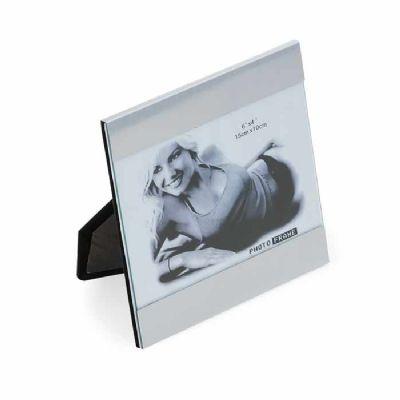canarinho-brindes - Porta retrato de metal personalizado