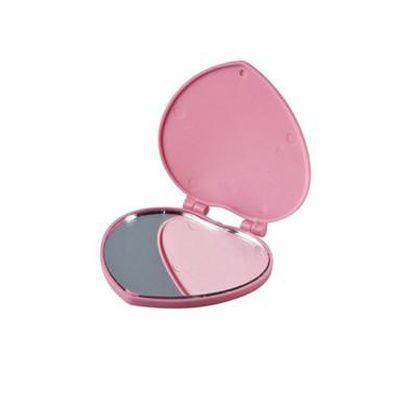 Canarinho Brindes - Espelho coração personalizado