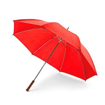 Canarinho Brindes - Guarda-chuva de golfe personalizado Guarda-chuva de golfe. Poliéster 190T.Pega em madeira. ø1270 mm | 965 mm