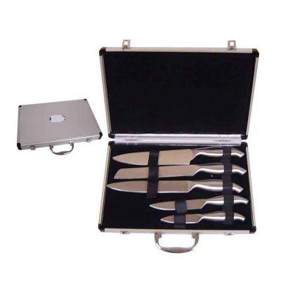 Jogo de facas com 5 peças
