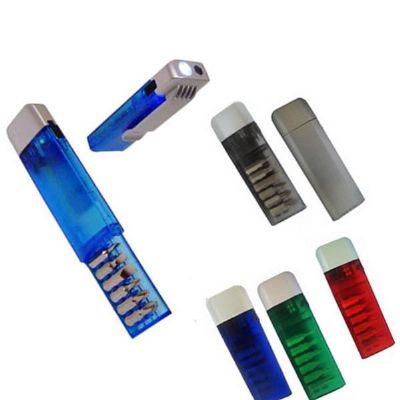 Kit ferramenta com 6 peças