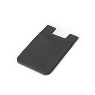 Canarinho Brindes - Adesivo com porta cartão para celular Personalizado, basta remover o selo traseiro e colar a parte adesivada no celular.  Material de silicone com áre...
