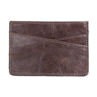 Alvo Couros - Porta cartão de couro