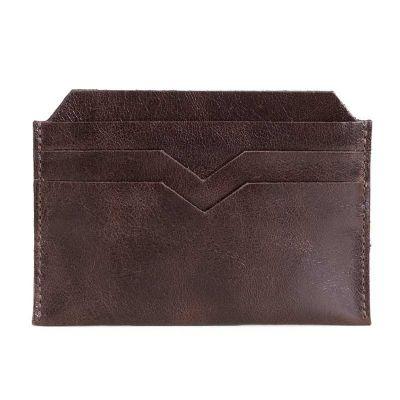 alvo-couros - Porta-cartão em couro