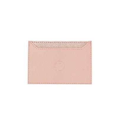 alvo-couro - O porta cartão possui  bolso frontal com recorte em amostra e um design moderno. Por ser compacto, pode ser colocado em bolsos de roupas, bolsas, past...