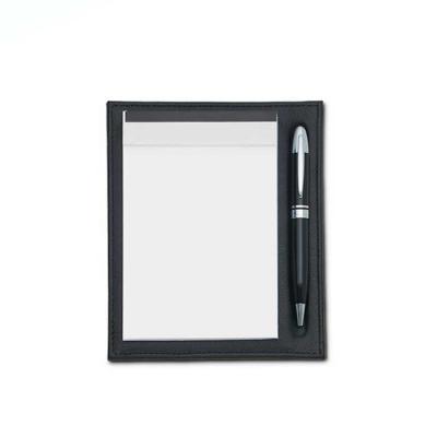 alvo-couros - Porta bloco com suporte que segura com segurança todas as suas folhas, e porta caneta. Perfeito para usar no ambiente de trabalho. Com design sofistic...