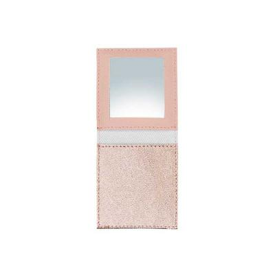 alvo-couros - Um incrível porta espelho de bolso, compacto e prático, ele é útil para ser utilizado em qualquer momento que for necessário. Um delicado brinde empre...